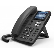 Fanvil X3G Black, VoIP phone, Colour Display, SIP support