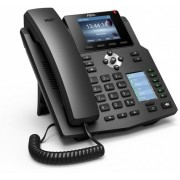 Fanvil X4 Black, VoIP phone, Colour Display, SIP support