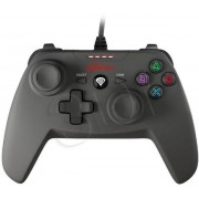 Genesis P58 Gamepad, 8-way controller, 12 buttons, D-Input/X-input modes, Vibration, for PC&PlayStation 3, 1.8m cable, USB 2.0 (accesoriu consola joc joystick gamepad/игровой манипулятор джойстик геймпад)