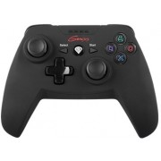Genesis PV58 Wireless Gamepad, 8-way controller, 12 buttons, D-Input/X-input modes, Vibration, for PC&PlayStation 3, Range 10m (accesoriu consola joc joystick gamepad/игровой манипулятор джойстик геймпад)