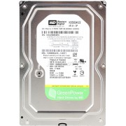 "3.5"" HDD 500GB Western Digital AV-GP WD5000AVCS, IntelliPower, SATA, 16MB (hard disk intern HDD/внутренний жесткий диск HDD)"