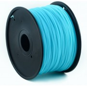 ABS Filament Fluorescent Blue, 1.75 mm, 1 kg, Gembird, 3DP-ABS1.75-01-FB-     http://gembird.nl/item.aspx?id=9462