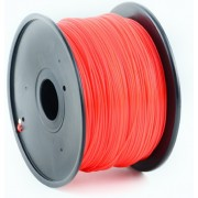 ABS Filament Fluorescent Red, 1.75 mm, 1 kg, Gembird, 3DP-ABS1.75-01-FR-     http://gembird.nl/item.aspx?id=9459
