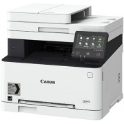 MFD Canon i-Sensys MF635CxColour Laser MFD:  Print, Copy, Scan and Fax, Duplex, DADF 50 sheetPrint speed  Single sided: Up to 18 ppm (A4)                                                     Up to 32 ppm (A5-Landscape)                         Double sided