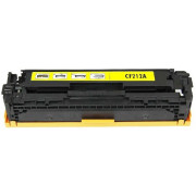 Laser Cartridge for HP CF212A (131A) Canon 731Yellow Compatible SCC- HP LJ Pro 200 (CF212A / Canon 731 Yellow)