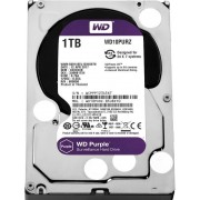 "3.5"" HDD 1TB Western Digital Purple (Surveillance HDD) WD10PURZ, 5400rpm, SATA3 6GB/s, 64MB (hard disk intern HDD/внутренний жесткий диск HDD)"