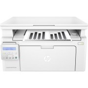 HP LaserJet Pro MFP M130nw Mono Printer/Copier/Color Scanner, A4, WiFi, Network Card, Up to 600 x 600 dpi, HP FastRes 1200 (1200 dpi quality), 23 ppm, 256Mb, USB 2.0, Cartridge CF217A HP 17A(1600 pages), Starter cartridge 700 pages