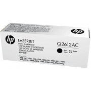 """Laser Cartridge HP Q2612AC black HP LJ 1010/1012/1015/1018/1022/NW/1020/3015mfp/3020mfp/3030mfp/3050"""