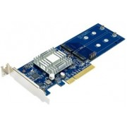 """SYNOLOGY Adapter Card """"M2D17"""" https://www.synology.com/en-us/products/M2D17"""