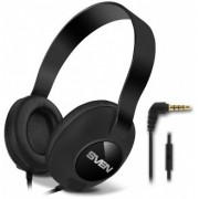SVEN AP-310M Headphones with microphone, Headset: 20-20,000 Hz, Microphone: 30-16,000 Hz, 1.2m