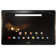 "Планшет 10.1"" ACER Iconia Tab 10 B3-A32+LTE, Black/Gold (10.1"" IPS HD 1280x800, MT8735 Quad-Core 1.3GHz, Mali-T720 MP2, 2GB RAM, 16GB, GPS, 5MPx+2MPx Cam, DTS-HD Premium Sound®, WiFi-N/BT4.0, MicroUSB, MicroSD, Android 6.0, 6100mAh up to 13hr, 540gr)"