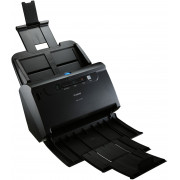 Document Scanner Canon DR-C230, ADF (60 sheets -80g/m2), 3-colour (RGB) LED, CMOS CIS 1 Line Sensor,  Front/ Back/ Duplex, A4,B&W 30ppm/60ipm - colour 30ppm/60ipm,27–209g/m2,600 x 600dpi, 24-bit colour, Daily Duty Cycle: 3500 scans/day,USB 2.0,W1,8kg