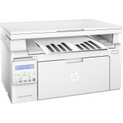 """MFD HP LaserJet Pro M130nw, Print,Copy,Scan,Fax, 22ppm, USB/Ethernet/Wi-Fi Duty cycle (monthly, A4) Up to 10,000 pages  Recommended monthly page volume150 to 1,500   Connectivity (standard) Hi-Speed USB 2.0 port (device); Wi-Fi 802.11b/g/n; Built-in"