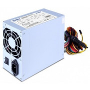 """Power Supply ATX 400W SVEN PU-400AN ATX 12V : 2,31 20+4 pin ATX : 1 4 pin CPU : 1 SATA : 2 MOLEX : 2 FDD : 1 Вентилятор : 80мм +12V, 25A, 300W +5V , 10A +3.3V, 13A"""
