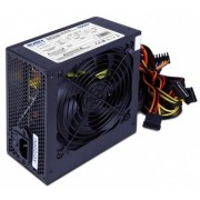 """Power Supply ATX 500W SVEN PU-500AN, black ATX 12V : 2,31 20+4 pin ATX : 1 4+4 pin CPU : 1 SATA : 4 MOLEX : 2 FDD : 1 6+2 pin PCI-E : 2 Вентилятор : 120мм +12V, 33A, 396W +5V , 11A +3.3V, 14A"""