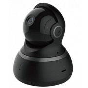 Xiaomi YI Dome Camera, Black EU, Pan/Tilt IP Camera, WiFi, Video resolution: 720p, F2.5 DFOV 112° angle lens, 2-way audio connection, Motion Tracking, Night Vision, 360°Auto Cruise, MicroSD up to 64GB, Andoid/iOS