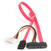 gmb CCSATAC1 CC-SATA-C1 Serial ATA II data and power combo cable