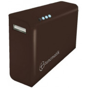 Power Bank 12000 mAh, Tuncmatik Mini Charge 12000, Black
