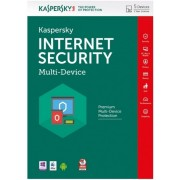 Kaspersky Internet Security Multi-Device - 1 device, 12 months, box