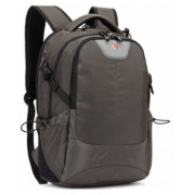 "15.6"" NB Backpack - SUMDEX RED (S) ""City II"", Military Green, Main Compartment: 38 x 28 x 4 cm, Dimensions: 46 x 33 x 20 cm"