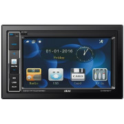 """6.2"" 2-DIN MULTI-MEDIA PLAYER WITHOUT DVD AKAI CA-2DIN2217"""