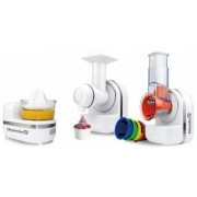 3 IN 1 MINI KITCHEN ROBOT SORBET MAKER HAUSBERG HB-7521 alb