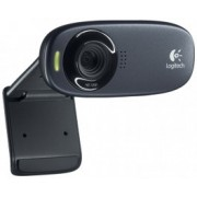 Logitech Webcam C310, Microphone, HD video calling ( 1280 x 720 pixels ), Photos: Up to 5 megapixels (soft. enh.), RightLight 2, RightSound, USB 2.0