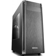 Корпус DEEPCOOL D-SHIELD V2, Black