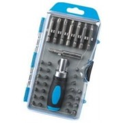 Gembird TK-SD-05 Screwdriver bit set (34 pcs)