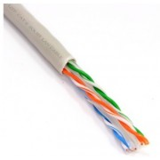 Cable  UTP  Cat.5E, 24awg 4X2X1/0.50, STRANDED, COPPER, 305M, APC Electronic