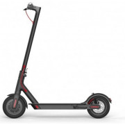 "Xiaomi Mi Electronic Scooter, Black, Folding Electronic Scooter, Aluminum alloy, Max speed 25km/h, Battery capacity:35km in a single charge, Weight 12.5kg, Wheel 8"", Maximum load: 100kg, Headlight LED 1W, Front LED light, Cruise Control, IP54, BT"