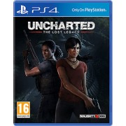 GAME Uncharted lost Legacy