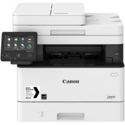 MFD Canon i-Sensys MF421DW, Mono Printer/Copier/Color, Scanner DADF(50-sheet),Duplex,Net,WiFi, A4,38ppm,1Gb,1200x1200dpi,60-163г/м2,Scan 9600x9600dpi-24 bit,250sheet tray,Colour Touch Screen, Max.80k pages per month,Cartr 052(3100pag*)/052H(9200pag*)