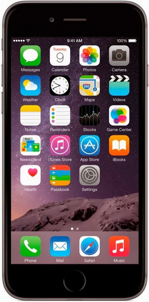 IPhone 6 Price : Buy Apple iPhone 6 (Space Grey, 16GB) Online