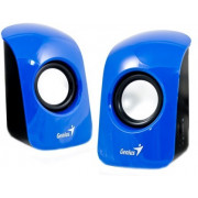 Колонки Genius SP-U115 1.5W USB Blue