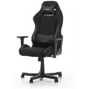 Performance Chairs DXRacer - Drifting GC-D02-N-S, Black/Black/Black - Fabric & PU leather, Gamer weight up to 100kg / growth 145-175cm, Foam Density 52kg/m3, 5-star Nylon Base, Gas Lift 4 Class,Recline 90*-135*,Armrests: 3D,Pillow-2,Caster-2*PU,W-23