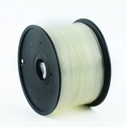 """ABS Filament Transparent, 1.75 mm, 1 kg, Gembird, 3DP-ABS1.75-01-TR -      https://gembird.nl/item.aspx?id=9260"""