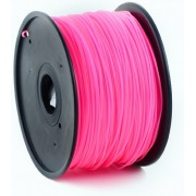 """ABS Filament Pink, 1.75 mm, 1 kg, Gembird, 3DP-ABS1.75-01-P -      https://gembird.nl/item.aspx?id=8850"""