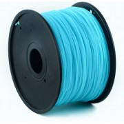 """ABS Filament Luminous Blue, 1.75 mm, 1 kg, Gembird, 3DP-ABS1.75-01-LB -      https://gembird.nl/item.aspx?id=9464"""