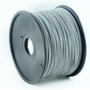 """ABS Filament Grey, 1.75 mm, 1 kg, Gembird, 3DP-ABS1.75-01-GR -      https://gembird.nl/item.aspx?id=8845"""