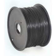 """ABS Filament Black, 1.75 mm, 1 kg, Gembird, 3DP-ABS1.75-01-BK -      https://gembird.nl/item.aspx?id=8835"""