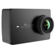 "Xiaomi YI 4K Action Camera, Black, Video Resolutions: 4K@30fps / 2.7K@60fps / 1080p@120fps, 150°, Sensor:12MPx SONY IMX377, Ambarella A9SE chipset, 2.19"" LCD Touchscreen, Built-in Mic and AAC, WiFiAC-BT4.0, 1010mAh, up to 152 minutes, Waterpoof Case"