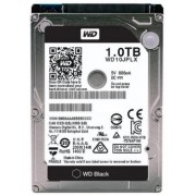 "2.5"" HDD 1.0TB Western Digital ""Black (WD10JPLX)"" [SATA3, 32MB, 7200rpm, 9.5mm]"