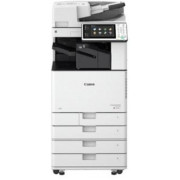 """MFP Canon iR Advance C3525i Digital Colour MFP A3 Print, Copy, Scan, Send, Store and Optional Fax Print Speed (BW/CL): 25 ppm (A4), 15 ppm (A3), 20 ppm (A4R), 25 ppm (A5R) Processor Speed: Canon Dual Custom Processor (Shared) 1.75 Ghz Control Panel:"