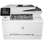 HP Color LaserJet Pro MFP M280nw Print/Copy/Scan, Up to 21ppm, 256MB RAM, 600x600 dpi, Up to 40000 p., 50-sheet  ADF, 6.85cm touch, PCL 5c/6, Postscript 3, USB 2.0, Gigabit Ethernet, 802.11 b/g/n