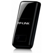 TP-LINK TL-WN823N 300Mbps Wireless N Mini USB Adapter, Realtek, Mini  Size, Realtek, 2T2R, 2.4Ghz, 802.11b/g/n