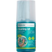 Defender LCD/TFT Cleaner + Microfiber cleaning cloth,200ml  (CLN-30598)