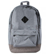 "15.6"" NB Backpack - CONTINENT BP-003, Grey, Main Compartment: 29 x 45 x 11 cm, Dimensions: 32 x 47 x 14 cm"