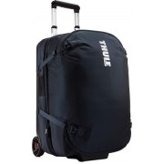 Travel Bag - THULE Subterra Rolling Split Duffel, Mineral, 800D Nylon, Dimensions 36 x 37 x 55 cm, Weight 3.45 kg, Volume 56L, Innovative 3-in-1 solution allows you to pack either one large checked piece of luggage or two smaller carry-ons