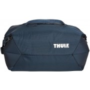 Travel Bag - THULE Subterra Duffel 45L, Mineral, 800D Nylon, Dimensions 25 x 35 x 56 cm, Weight 0.88 kg, Volume 45L, A sleek and spacious carry-on duffel with wide-mouth access to easily pack and organize your essentials.